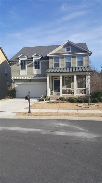 576 Lost Creek Drive, Woodstock, GA 30188 (MLS #5953626) :: Path & Post Real Estate
