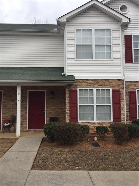 232 Hiram Terrace, Hiram, GA 30141 (MLS #5953735) :: Kennesaw Life Real Estate