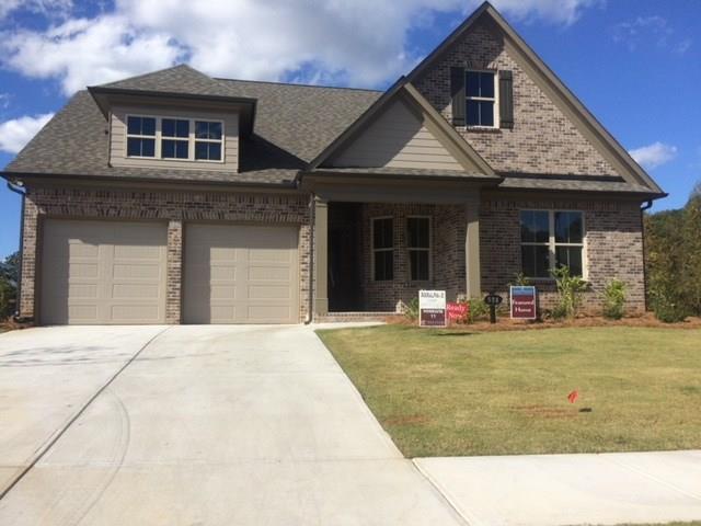 194 Fieldbrook Crossing, Holly Springs, GA 30115 (MLS #5953782) :: Kennesaw Life Real Estate