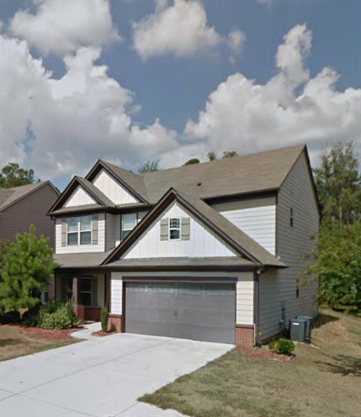 1931 Stoney Chase Drive, Lawrenceville, GA 30044 (MLS #5955111) :: The Bolt Group
