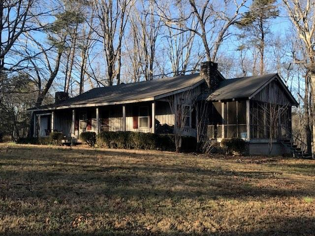 1362 Little Refuge Road, Waleska, GA 30183 (MLS #5955974) :: North Atlanta Home Team
