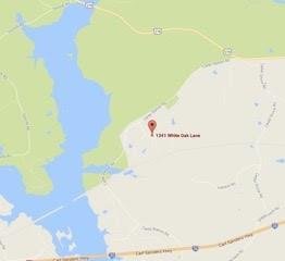 1341 White Oak Lane, Greensboro, GA 30642 (MLS #5956647) :: The Bolt Group