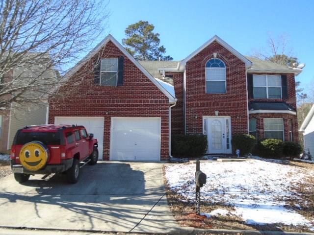 3845 Micah Lane, Ellenwood, GA 30294 (MLS #5956652) :: Iconic Living Real Estate Professionals