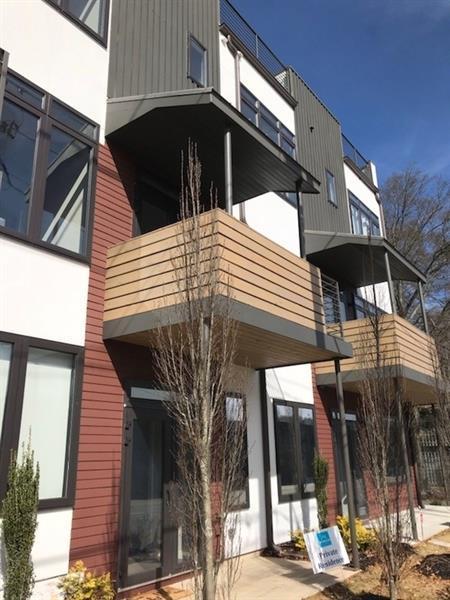 292 Gordon Avenue NE C, Atlanta, GA 30307 (MLS #5959188) :: Kennesaw Life Real Estate