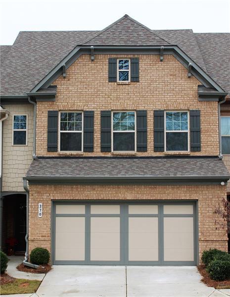 370 Swingline Lane, Alpharetta, GA 30004 (MLS #5959401) :: North Atlanta Home Team