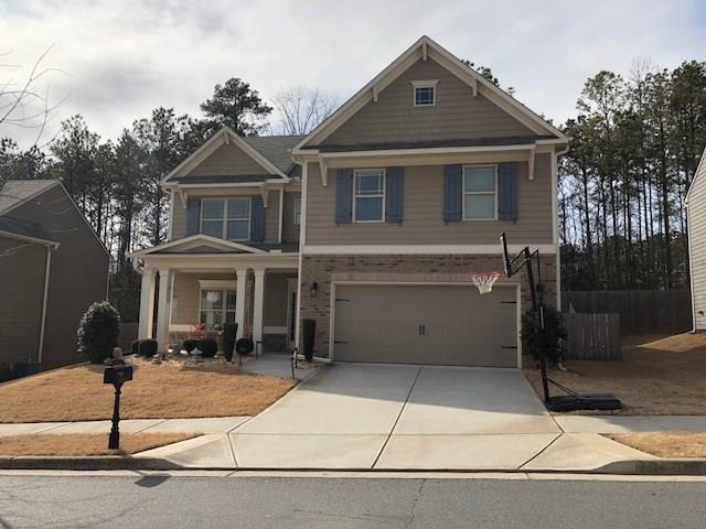 240 Manous Way, Canton, GA 30115 (MLS #5961994) :: Carr Real Estate Experts
