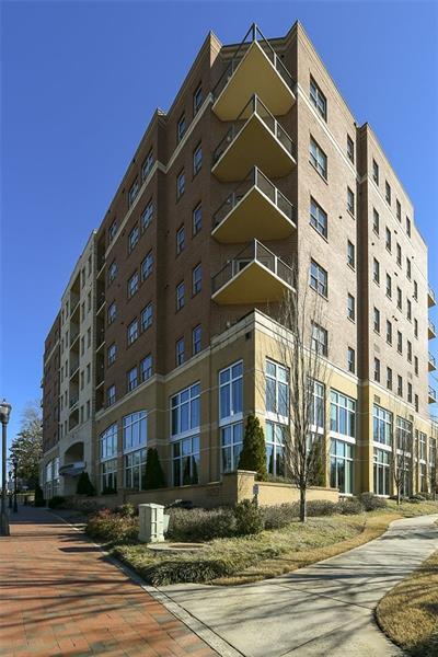 326 Roswell Street SE #501, Marietta, GA 30060 (MLS #5962052) :: Willingham Group