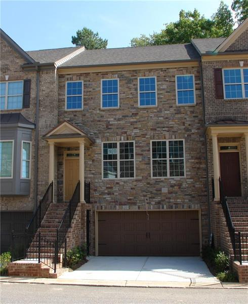 925 Hickory Leaf Court #10, Marietta, GA 30067 (MLS #5962220) :: North Atlanta Home Team