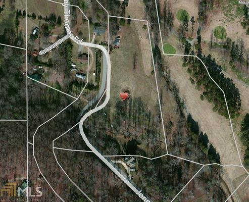 Lot 2 Jonney Thomas Road, Cleveland, GA 30528 (MLS #5964152) :: RE/MAX Paramount Properties