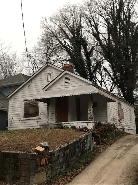 873 Thurmond Street SW, Atlanta, GA 30314 (MLS #5965353) :: RE/MAX Paramount Properties