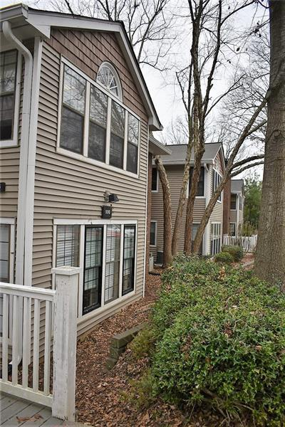 510 Barrington Hills Drive #510, Atlanta, GA 30350 (MLS #5966222) :: North Atlanta Home Team