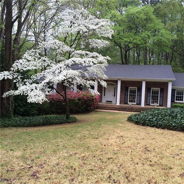 2321 Sherbrooke Drive NE, Atlanta, GA 30345 (MLS #5966748) :: Ashton Taylor Realty