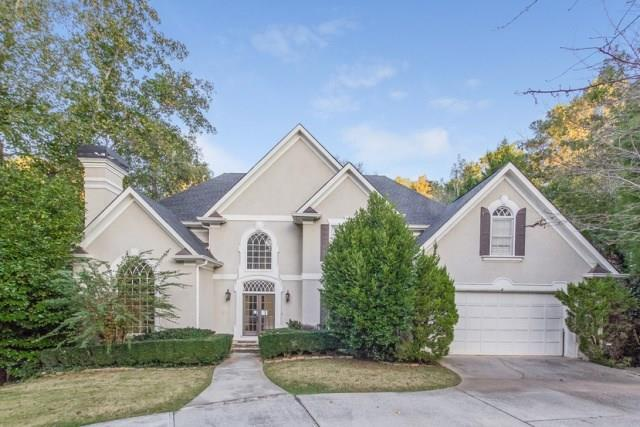 430 Crepe Myrtle Terrace, Alpharetta, GA 30005 (MLS #5966889) :: The North Georgia Group