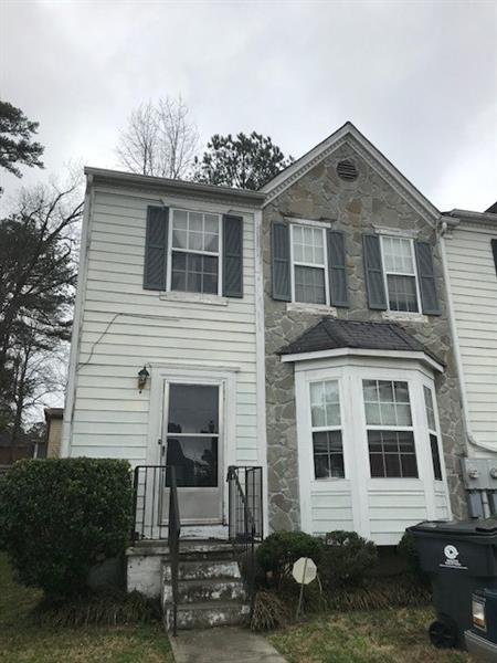 5870 Hampton Court, Atlanta, GA 30349 (MLS #5967174) :: The Zac Team @ RE/MAX Metro Atlanta