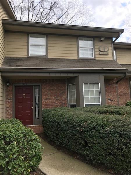 1121 Weatherstone Drive NE, Atlanta, GA 30324 (MLS #5967334) :: North Atlanta Home Team