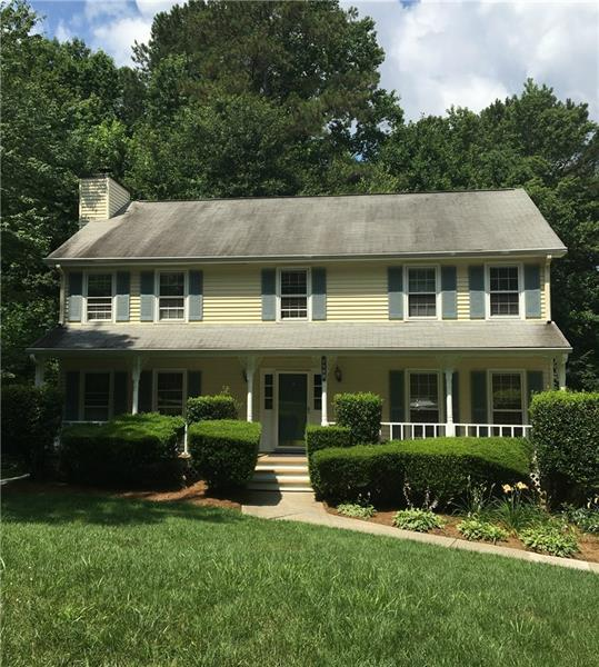 4173 Westchester Crossing NE, Roswell, GA 30075 (MLS #5967407) :: North Atlanta Home Team