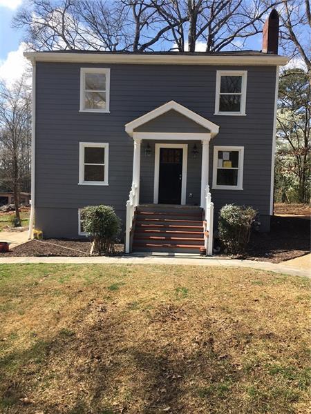 3138 Dunn Street SE, Smyrna, GA 30080 (MLS #5968664) :: Charlie Ballard Real Estate