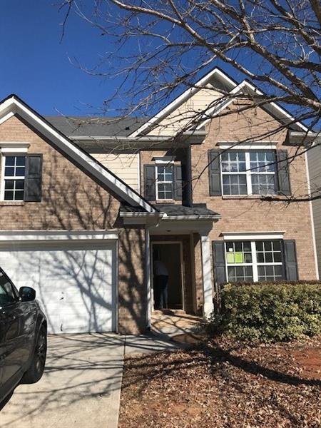 2118 Pine View Trail, Ellenwood, GA 30294 (MLS #5969623) :: North Atlanta Home Team