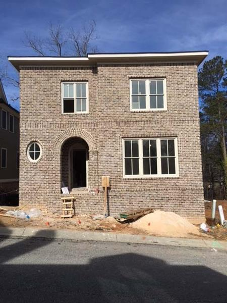 5971 Brundage Lane #7, Norcross, GA 30071 (MLS #5970060) :: The Bolt Group