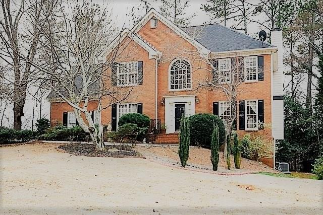 2520 Hollins Drive NW, Kennesaw, GA 30152 (MLS #5970070) :: The Russell Group