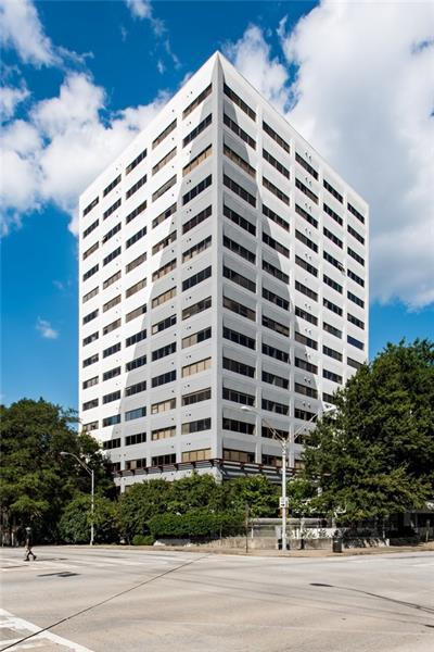 120 Ralph Mcgill Boulevard NE #511, Atlanta, GA 30308 (MLS #5970137) :: The Zac Team @ RE/MAX Metro Atlanta