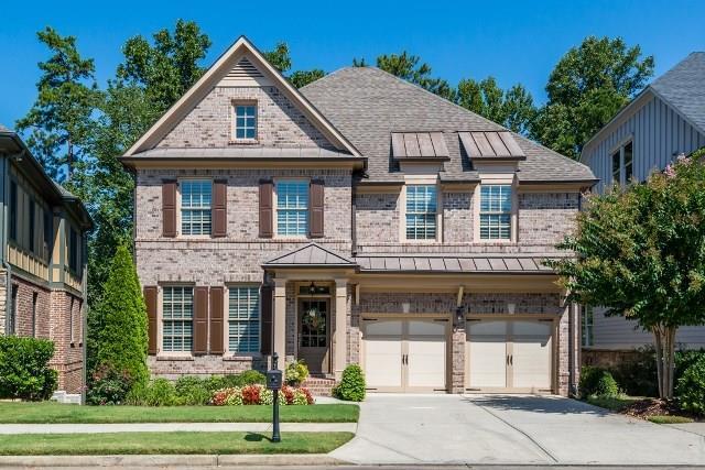11680 Parkside Avenue, Alpharetta, GA 30005 (MLS #5970272) :: North Atlanta Home Team