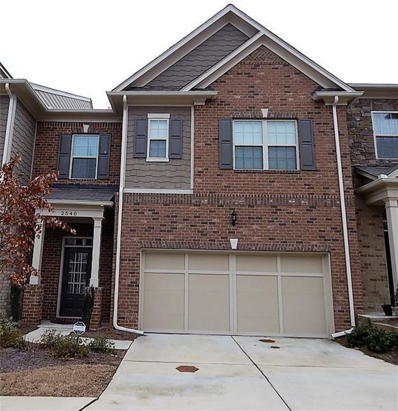 2540 Josselyn Lane SE, Smyrna, GA 30080 (MLS #5970472) :: RE/MAX Paramount Properties