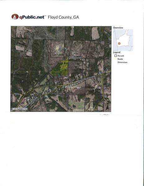267 Boyd Road SW, Rome, GA 30165 (MLS #5970993) :: RE/MAX Paramount Properties