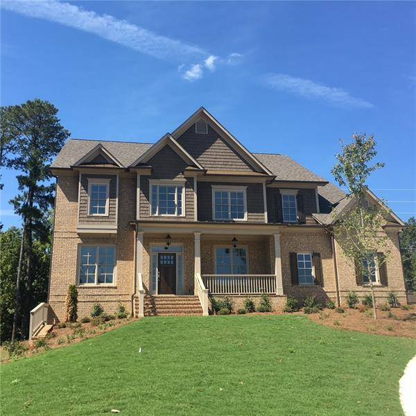 4655 Andrea Pointe, Marietta, GA 30062 (MLS #5971475) :: Carr Real Estate Experts