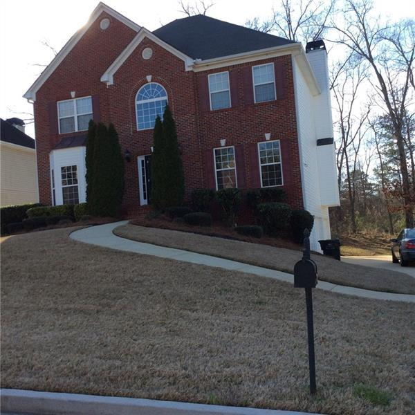 5716 Sullivan Point Drive, Powder Springs, GA 30127 (MLS #5971749) :: The Russell Group
