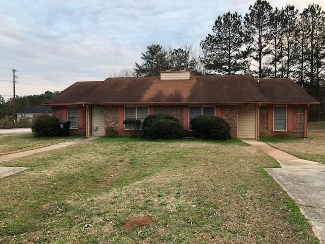 614 Morton Court, Jonesboro, GA 30238 (MLS #5972821) :: The Bolt Group