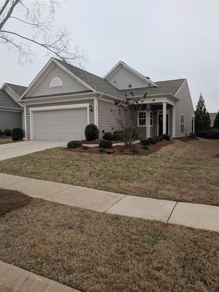 205 English Ivy Drive, Griffin, GA 30223 (MLS #5974218) :: The Bolt Group