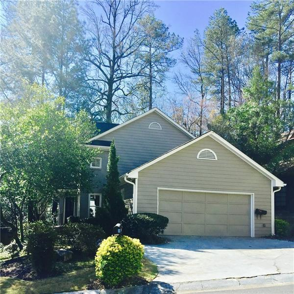 1016 Shady Valley Place NE, Brookhaven, GA 30324 (MLS #5975218) :: The Bolt Group