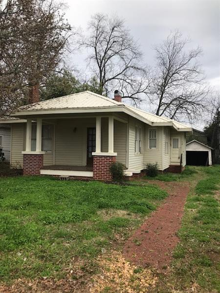 114 Marshall Street, Cedartown, GA 30125 (MLS #5976676) :: RE/MAX Paramount Properties