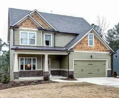 6035 Stonebrook Lane, Austell, GA 30106 (MLS #5978331) :: North Atlanta Home Team