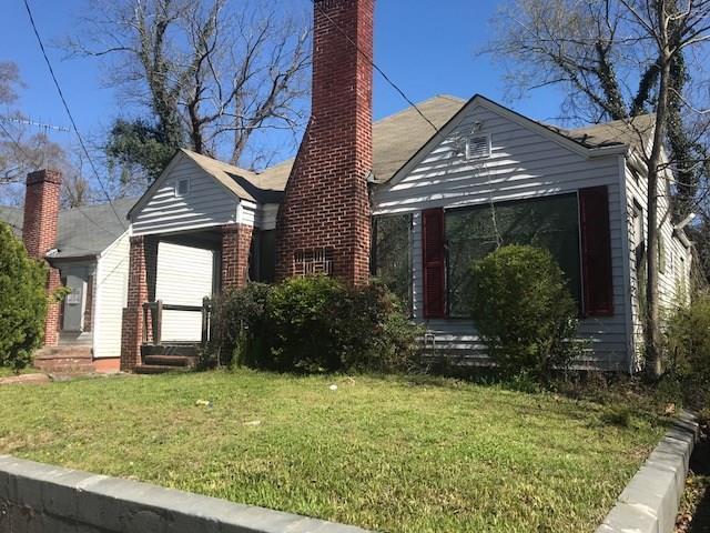 1071 White Oak Avenue SW, Atlanta, GA 30310 (MLS #5978505) :: Carr Real Estate Experts