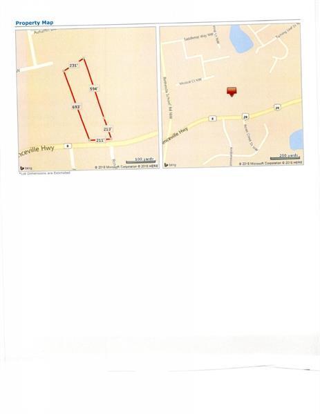 2895 Lawrenceville Highway, Lawrenceville, GA 30044 (MLS #5978687) :: Carr Real Estate Experts
