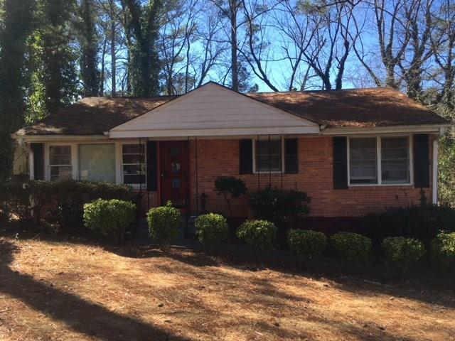 1973 Wells Drive SW, Atlanta, GA 30311 (MLS #5978911) :: North Atlanta Home Team
