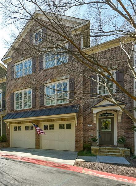 2423 Saint Davids Square, Kennesaw, GA 30152 (MLS #5979245) :: Kennesaw Life Real Estate