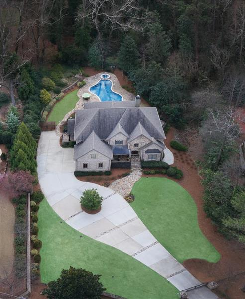 246 Lafayette Way, Sandy Springs, GA 30327 (MLS #5979356) :: North Atlanta Home Team