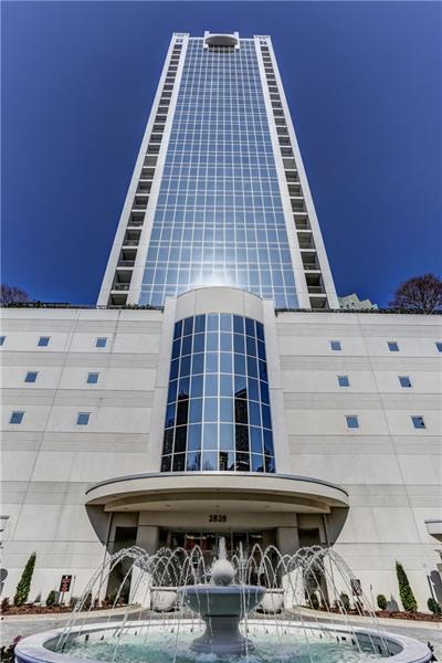 2828 Peachtree Road NW #1002, Atlanta, GA 30305 (MLS #5979367) :: RE/MAX Prestige