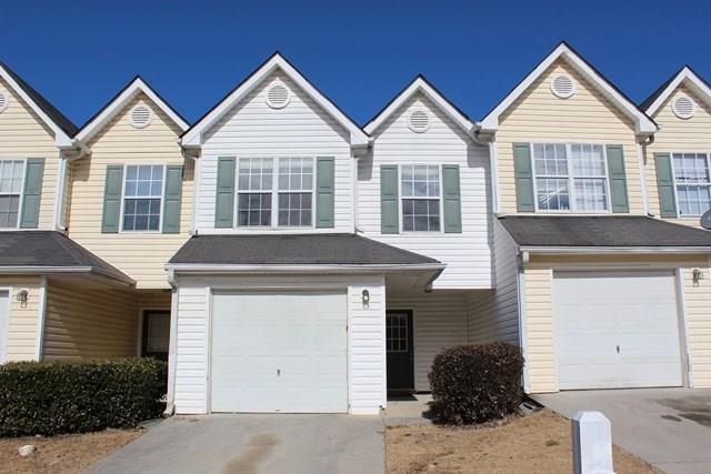 6924 Gallant Circle SE #22, Mableton, GA 30126 (MLS #5979454) :: North Atlanta Home Team
