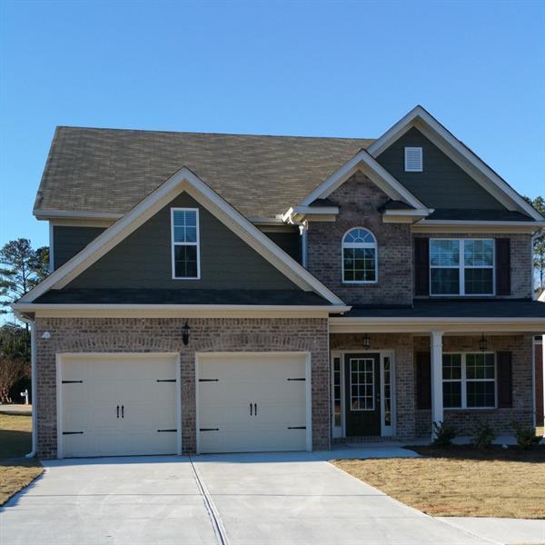 405 Hampton Court, Covington, GA 30016 (MLS #5980025) :: Carr Real Estate Experts