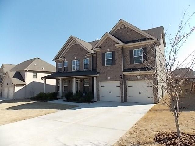 761 Sienna Valley Drive, Braselton, GA 30517 (MLS #5980183) :: The Russell Group