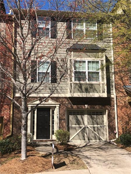 1468 Dolcetto Trace NW #18, Kennesaw, GA 30152 (MLS #5980376) :: Kennesaw Life Real Estate