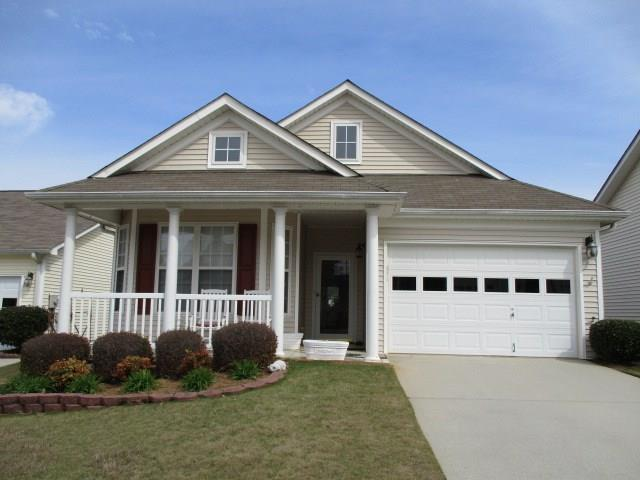 611 Wild Rose Court, Mcdonough, GA 30253 (MLS #5980812) :: North Atlanta Home Team