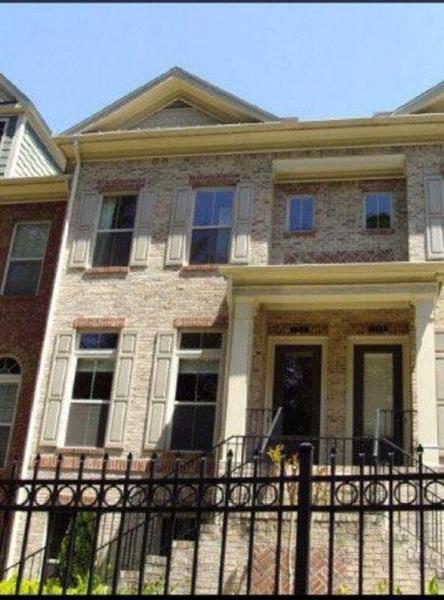 1740 NE Breyerton Drive NE, Atlanta, GA 30329 (MLS #5980861) :: North Atlanta Home Team
