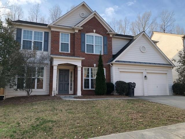 2487 Young America Drive, Lawrenceville, GA 30043 (MLS #5980949) :: The Justin Landis Group