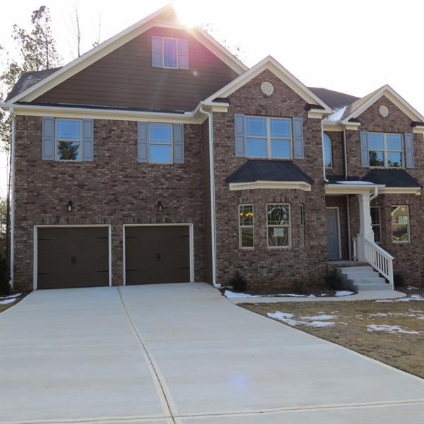 3545 Brookhollow Drive, Douglasville, GA 30135 (MLS #5981136) :: The Russell Group