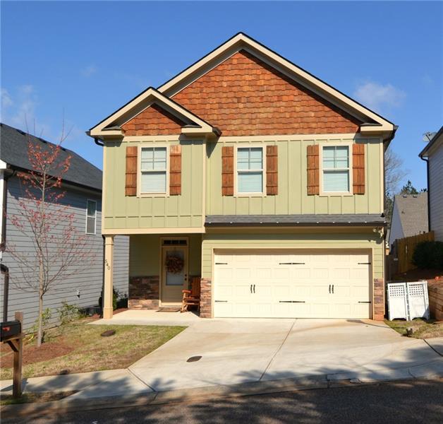 540 Broughton Drive, Canton, GA 30114 (MLS #5981244) :: Kennesaw Life Real Estate